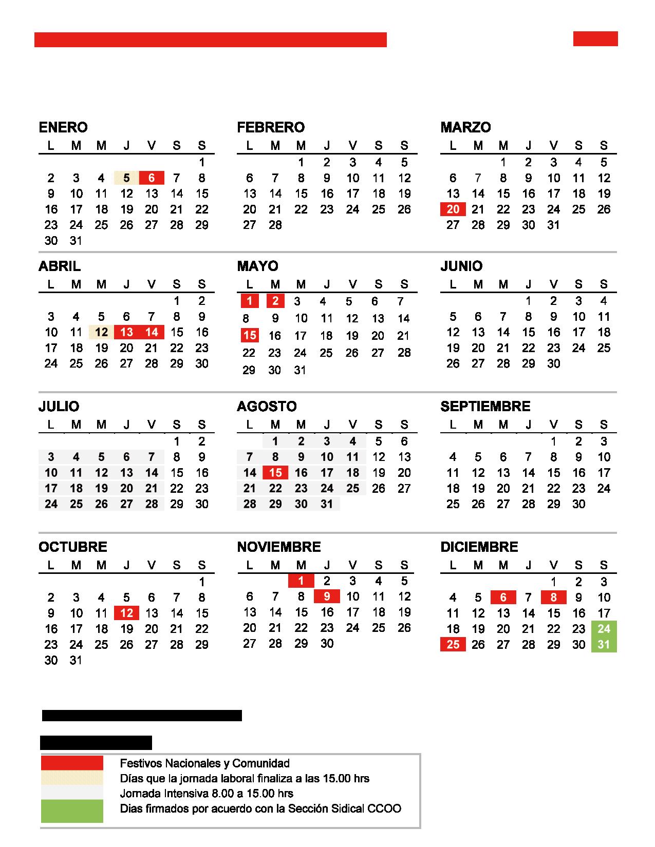 CalendarioLaboral2017